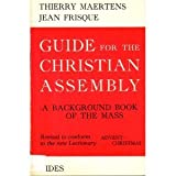 Guide for the Christian Assembly, Thierry Maertens and Jean Frisque, 0819000019