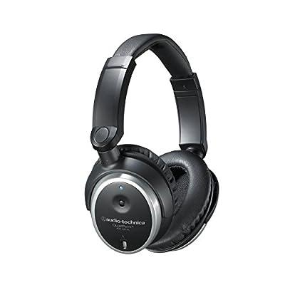Audio-Technica ATH-ANC7B QuietPoint Active Noise-Cancelling Closed-Back Headphones