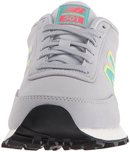 best website 6574a 05f75 Min Sneakers 501 New Balance Fashion Silver Womens wYEIEU