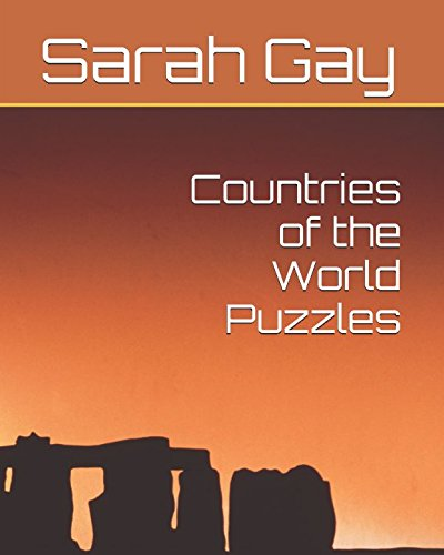 Countries of the World Puzzles