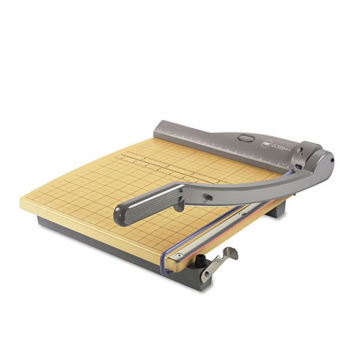 ClassicCut Laser Trimmer, 15 Sheets, Metal/Wood Composite Base, 12