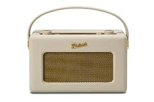 Roberts Radio iStream2 - Pastel Cream - Wi-Fi Radio & Spotify Connect compatible music player
