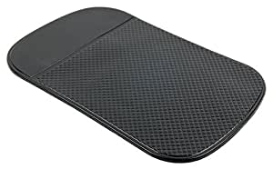 DURAGADGET Stick And Stay Car Dashboard Pad With Anti-Slip Rubber For Nokia Asha 201, Asha 302 & Asha 202