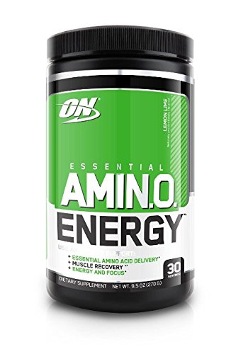 Optimum Nutrition Essential Amino Energy Lemon Lime 30/Srv