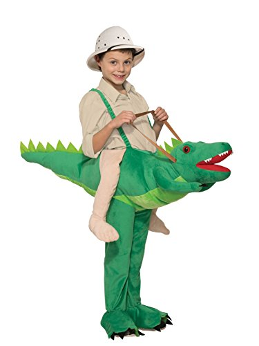 Forum Novelties Child's Ride-A-Alligator Costume, One Size]()