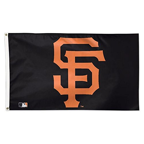 - WinCraft MLB San Francisco Giants 01748215 Deluxe Flag, 3' x 5'