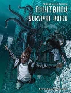 Nightbane - Survival Guide Sourcebook
