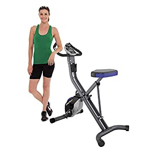 Well-Being-Matters 41YfnlFTtHL._SS300_ Fitness Reality U2500 Super Max Foldable Magnetic Upright Bike, 400 Lbs