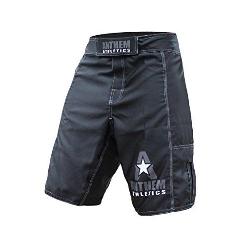 """Anthem Athletics RESILIENCE MMA Shorts - Black - 40"""""""
