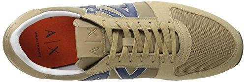 Sneaker Retro Sneaker Exchange Running Armani Khaki Men A X Fashion xqPg77