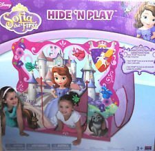 Playhut Sofia the First - Hide 'N Play Playhouse