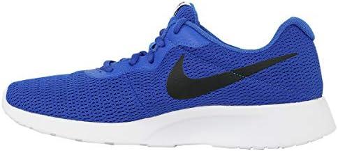 Nike Men's Tanjun' Running Shoes, Blue (Game Royal/Black/White 404), 8.5 UK