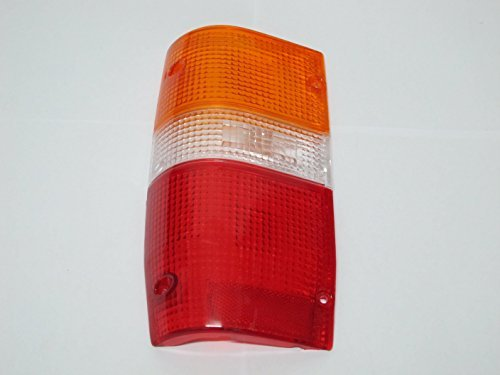 Standard Rear Tail Light Lens for Mitsubishi Mighty Max Dodge D50 1987 - 1996 (Lh)