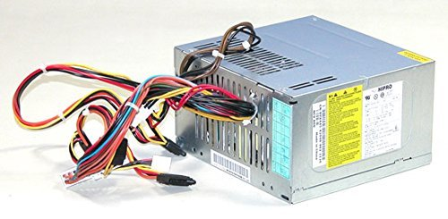 Genuine Dell XW600 Replacement 300 Watt Power Supply (PSU) Power Brick Power Source For Inspiron 518, 530, 531, 541, 560, 580, Vostro 200, 220, & 400 Small Mini Tower (SMT) Systems, Compatible Dell Pa
