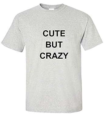 Ash Grey Round Neck T-Shirt For Women