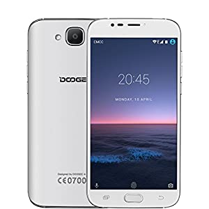 Unlocked Cell Phones, DOOGEE X9 MINI Dual Sim Unlocked T mobile Phones Android 6.0 With 5.0