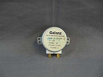 Amazon.com: recertificado LG GAL-5 – 120-td microondas ...
