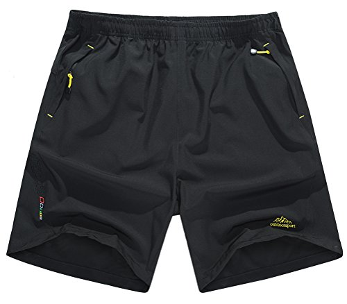 singbring-mens-outdoor-quick-dry-hiking-mountaineering-shorts-x-large-black