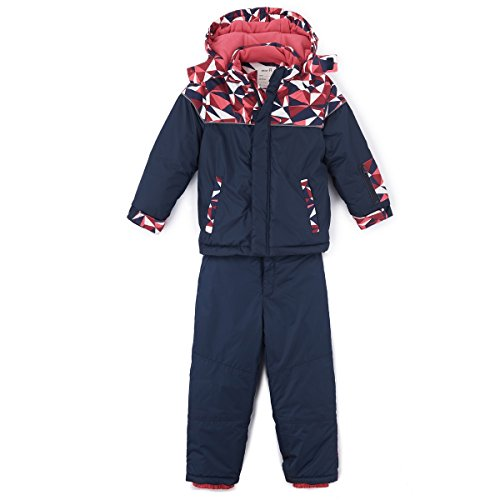 La Redoute Collections Big Girls Girls' Ski Jacket and Trousers, 3-12 Years Other Size 4 Years - 40 in. by La Redoute