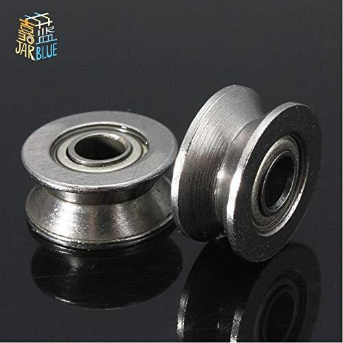 10 //20pcs Deep V Groved 1.5mm Sealed Ball Bearing 4mm*13mm*6mm