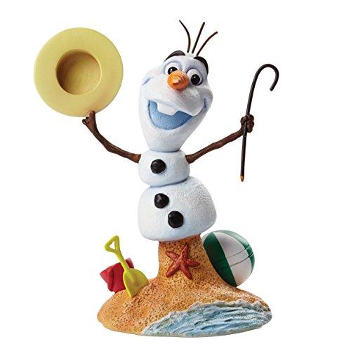 Grand Jester Studios Disney Frozen Olaf the Snowman Beach Bust Figurine 4046190 - Grand Snowman