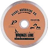 Pearl Bronze Line Continuous Rim Dry Diamond Blade