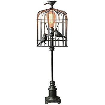 AHS Lighting L2159-UP1 Aviary Table Lamp