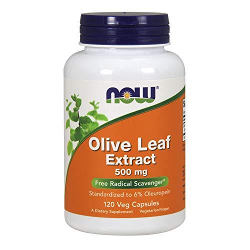 NOW Supplements Olive Leaf