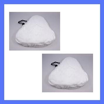 Ersatztücher für clean maxx dampfbesen dreieckig