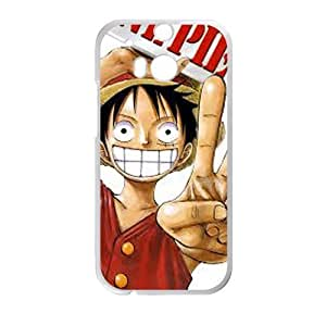 Custom Cartoon Anime One PieceCase Cover for HTC One M8 by runtopwell