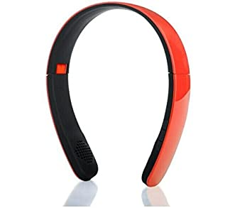 Deporte Auriculares Bluetooth, YSD estéreo plegable Auriculares inalámbricos Bluetooth 4.0 con Micrófono para el iPhone Samsung Xiaomi Sony Lenovo HTC LG y ...