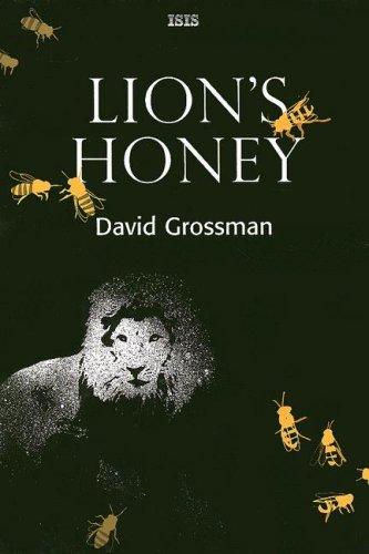 Lion's Honey: The Myth of Samson pdf epub