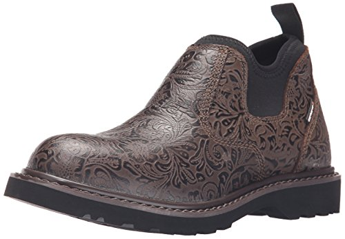 Carhartt Women's 4 Inch Embossed Romeo Soft Toe Cws4177 Work Boot by Carhartt