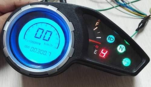 Bross TaoTao TBR7 Digital Speedometer Cluster by Bross