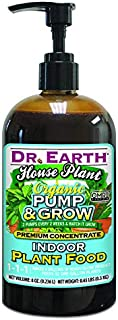 product image for Dr. Earth Pump & Grow Liquid Concentrate Organic Plant Food 8 oz. - Case of: 1