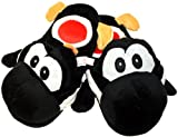 (Adult) Black Yoshi Plush Slipper - One Size - Best Reviews Guide