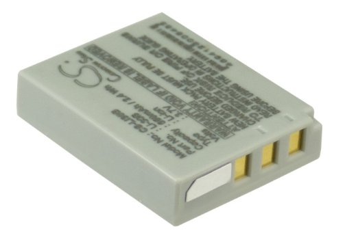 Cameron Sino 充電式バッテリー OLYMPUS Stylus Verve Digital S用   B01B5JICLI