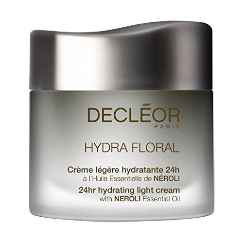 Decleor Cleansing Cream (Decleor Floral Hydrating Light Cream, 1.7 Fluid Ounce)
