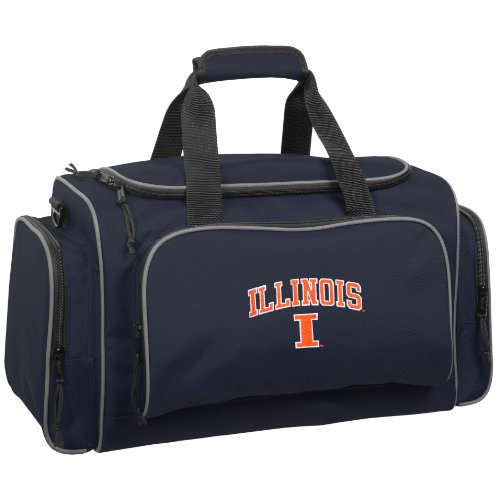wallybags-illinois-fighting-illini-21-inch-collegiate-duffel-navy-one-size