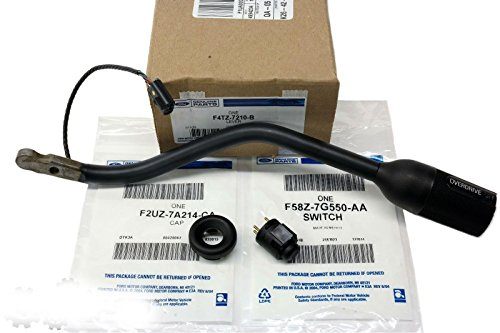 Fits-Ford Transmission Gear Shifter Lever & Overdrive Button Lockout Switch Bezel OEM (Gear Lever Lock)