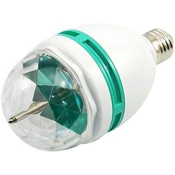 Enabled LED Rotating Light MGL801A, 3-Watt, RGB-XL14