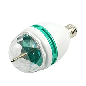 Enabled LED Rotating Light MGL801A, 3-Watt, RGB-XL14