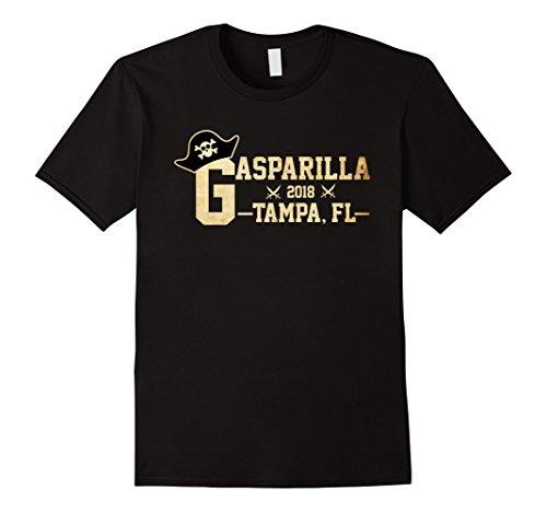 Gasparilla 2018 Tampa, FL Florida T-Shirt Pirate Day (Halloween Specials Tampa)