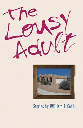 book cover of The Lousy Adult