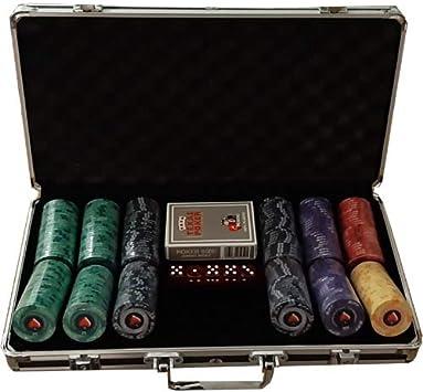 Fiches Ceramica EPT European Poker Tour Valore 25 Bordo Allineato