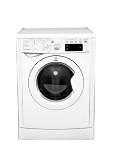 Indesit IWE 81481 Independiente Carga frontal 8kg 1400RPM A+ Blanco - Lavadora (Independiente, Carga frontal, Blanco, Izquierda, 62 L, Blanco)