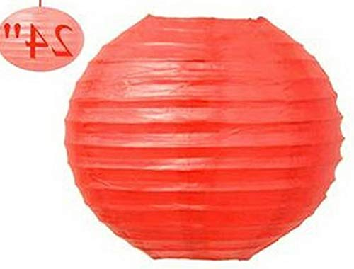 Mikash 12 Pack 24 Paper Lanterns Lamp Shades - Wedding Party Supplies | Model WDDNGDCRTN - 12799 |