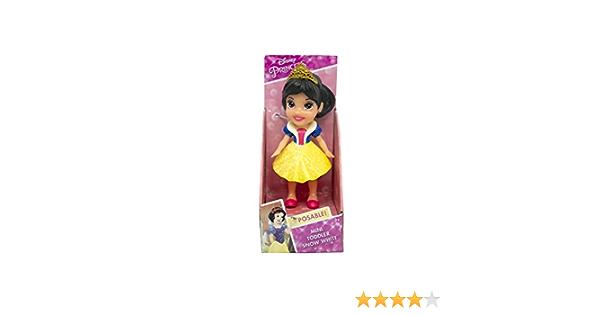 Jakks Pacific Disney-Merida Princess Doll 7.5 cm 84629 Multi-Colour