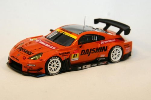 EBRRO 1/43 44199 DAISHIN Z Super GT300 2008   81 (japan import)