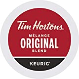 Tim Hortons Original Coffee, Single Serve Keurig K-Cup Pods, Medium Roast, 30 Count
